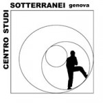 Logo del Centro Studi Sotterranei Genova.