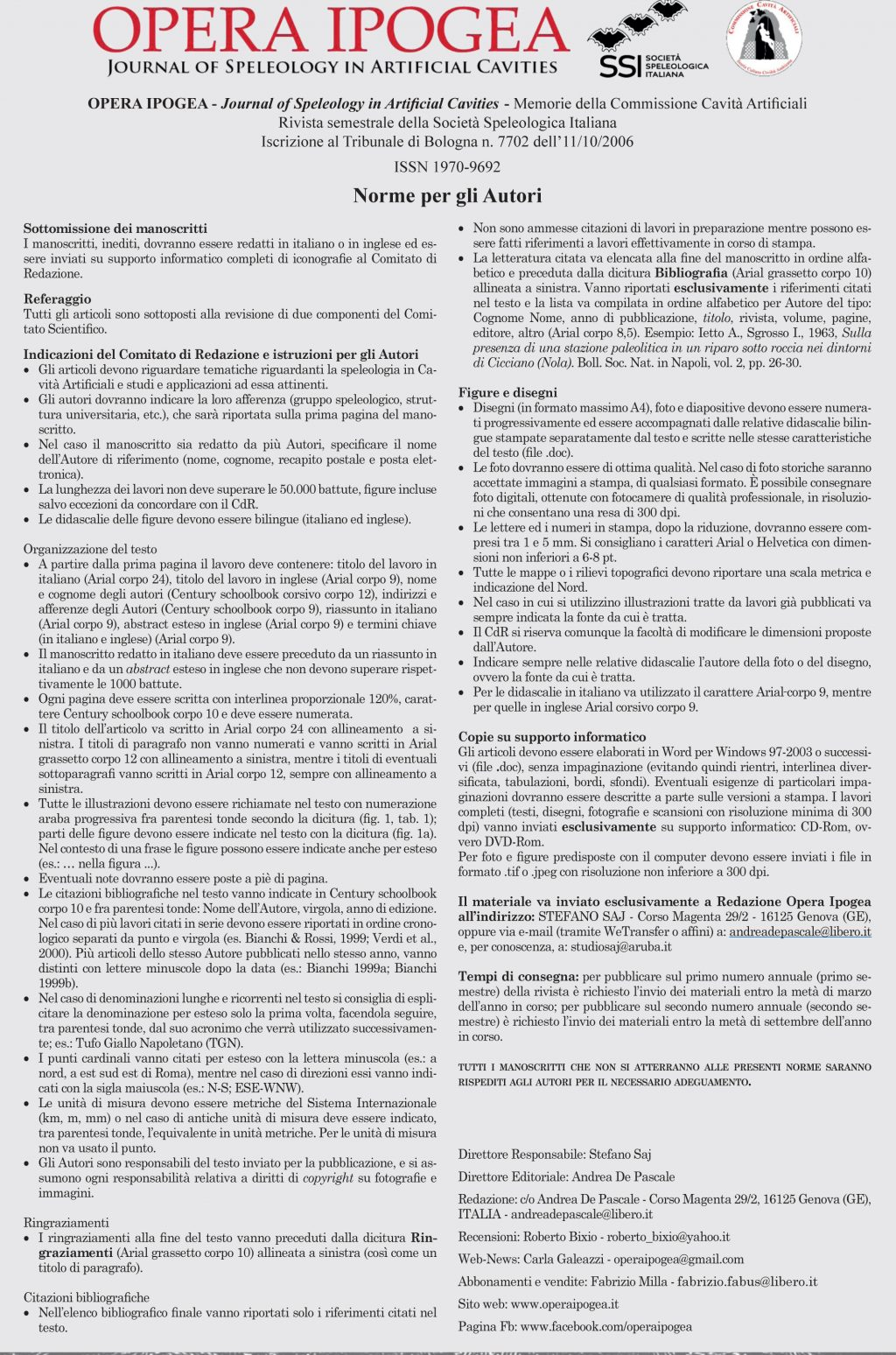 Norme autori ITA 2017
