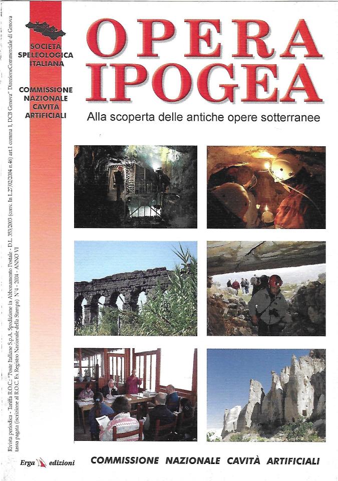 OperaIpogea numero speciale 4 2004
